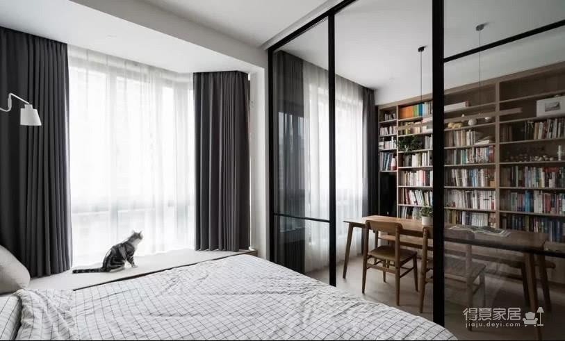 60平米通透一居室