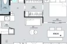 60平米通透一居室图_11