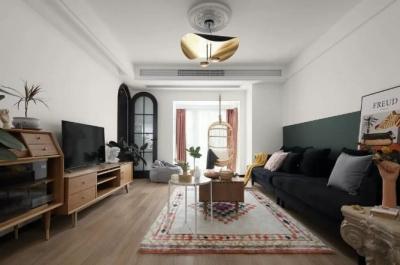 130平米文艺北欧3室2厅