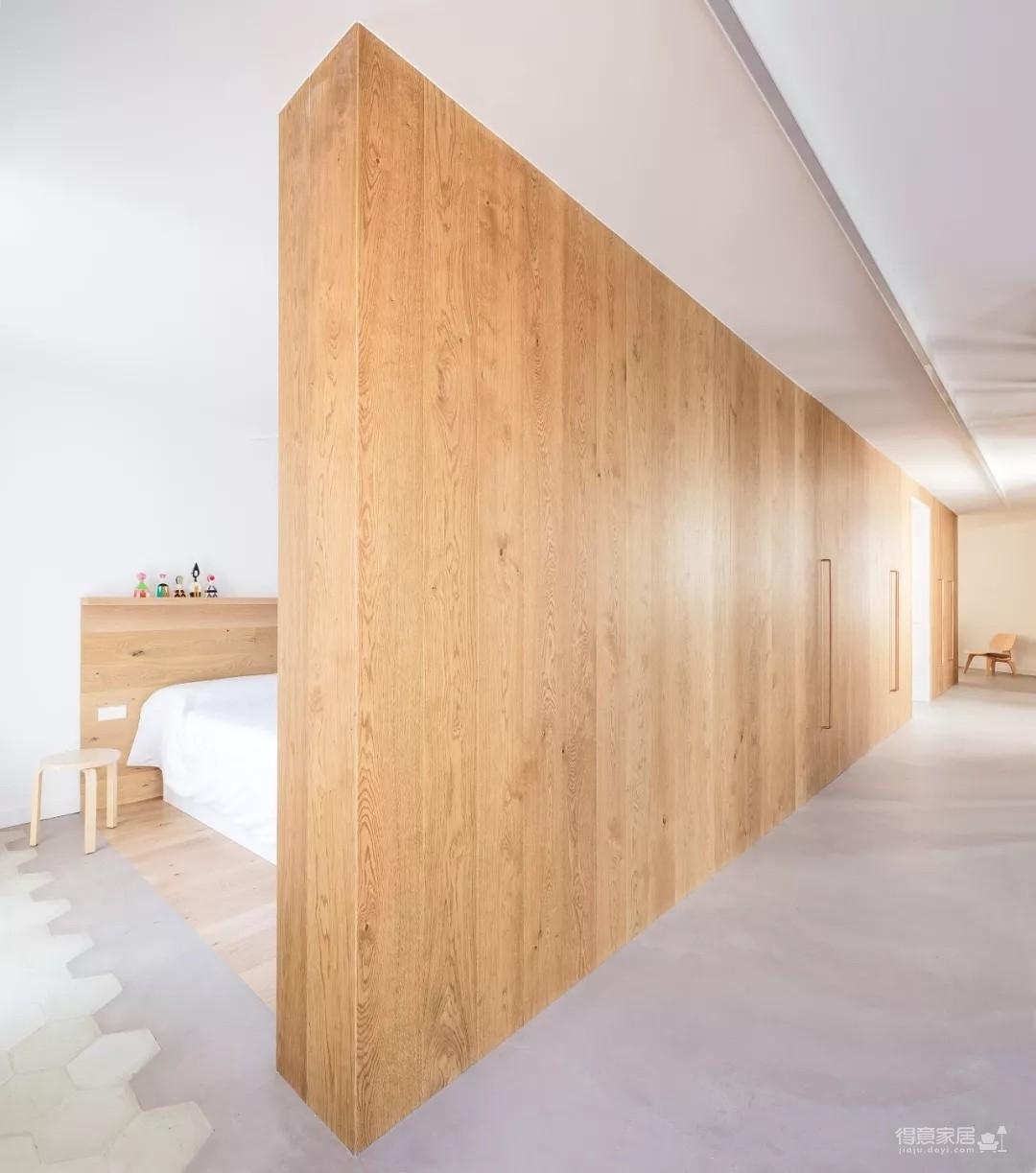 110㎡ 公寓翻新,敲掉隔断墙,客厅都能荡秋千!