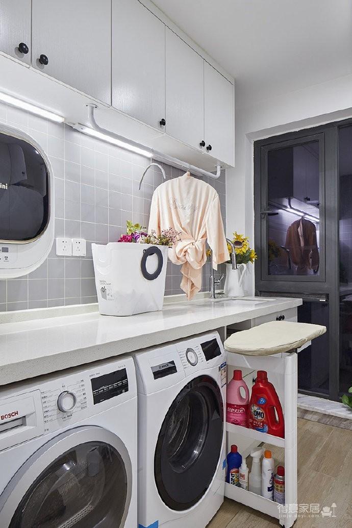 清新北欧风三居室,一个有态度的生活空间!