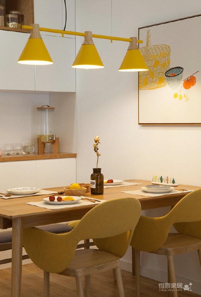 86㎡日式混搭风三居室,简约舒适,非常惬意的家! 图_9