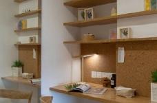 86㎡日式混搭风三居室,简约舒适,非常惬意的家! 图_5