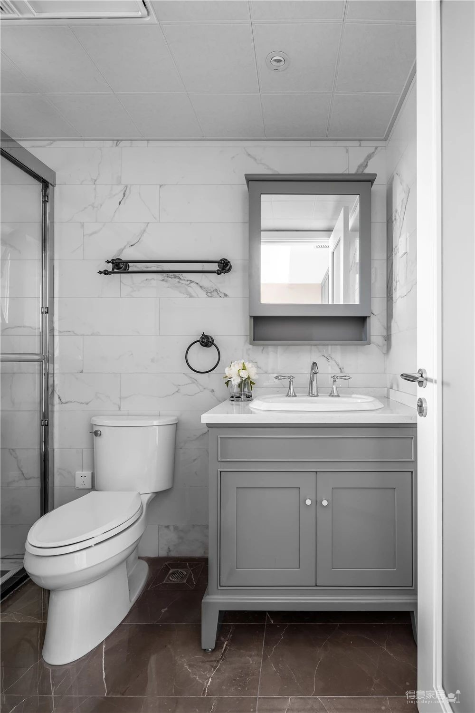 140㎡法式轻奢风格装修,演绎极致优雅的品质生活!