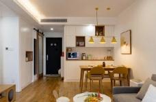 86㎡日式混搭风三居室,简约舒适,非常惬意的家! 图_4