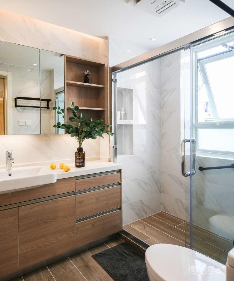 小户型扩容改造秘籍,60平米两居室看起来好大!