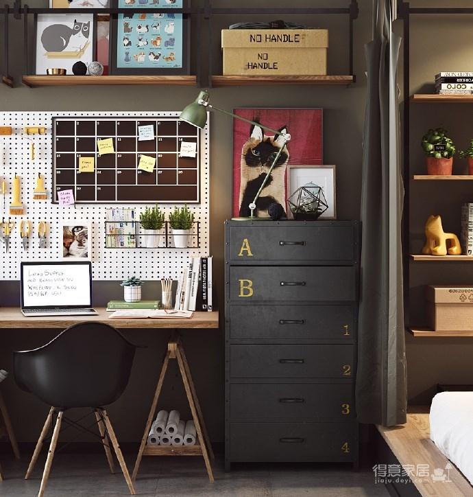 一个人住这样的Mini 公寓好舒服! 图_2