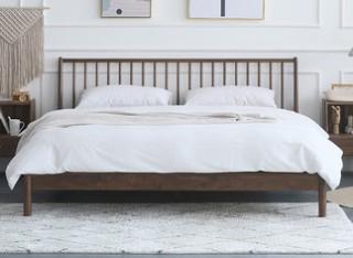 原始原素卢森堡竖条床