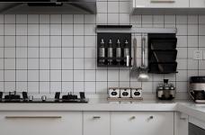 三伏2019新作┃ 我烹饪美食,你看书写字,1+1>2的餐厨空间太美妙!图_16