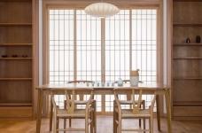 125㎡日式风格装修,清新淡雅的暖心之家!图_4