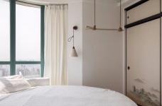 125㎡日式风格装修,清新淡雅的暖心之家!图_9