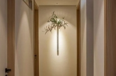 125㎡日式风格装修,清新淡雅的暖心之家!图_8