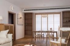 125㎡日式风格装修,清新淡雅的暖心之家!图_3