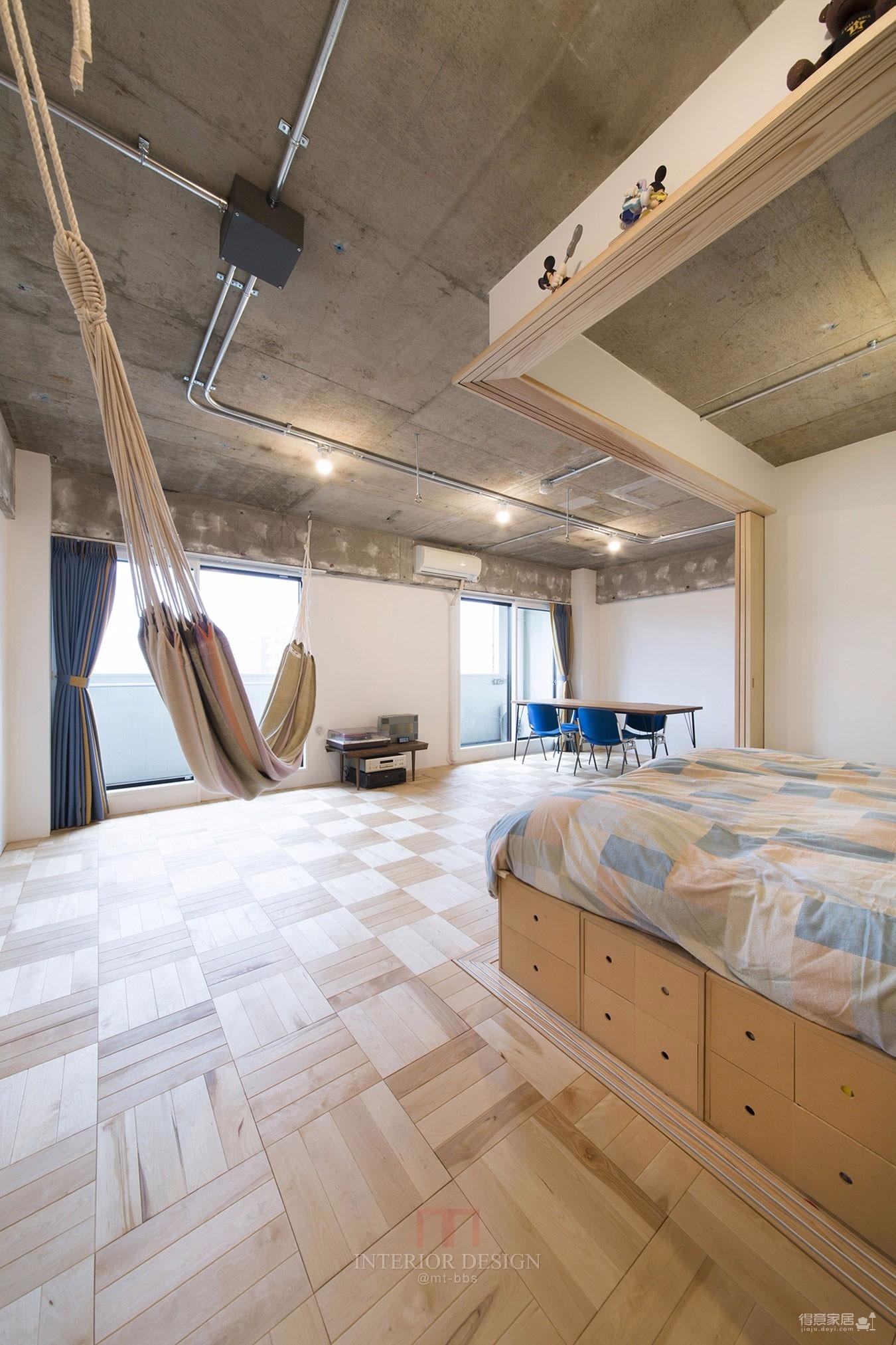 精简一室一厅案例分享