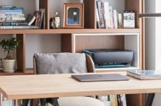 105㎡简约混搭风格家居,灰色与原木色总是那么搭,舒服图_9