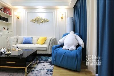 93平3室两厅金地自在城简美