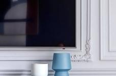 143㎡法式轻奢风格装修,加点色彩、添点格调,美得更高级!图_5