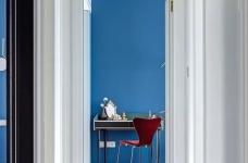 143㎡法式轻奢风格装修,加点色彩、添点格调,美得更高级!图_13