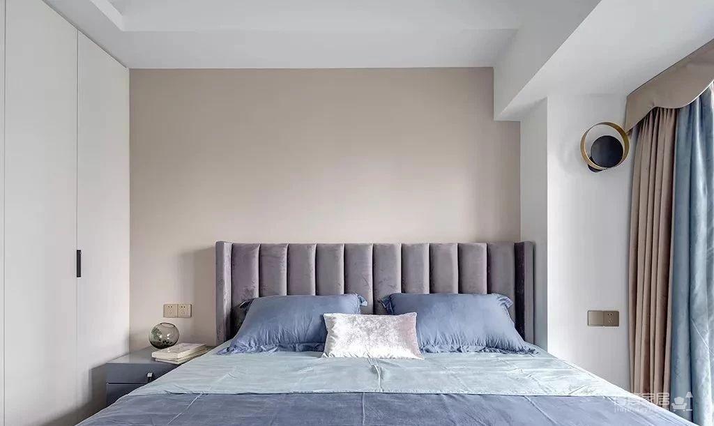 143㎡法式轻奢风格装修,加点色彩、添点格调,美得更高级!图_20