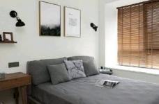 80平现代简约两居室,原木风好温暖!图_14