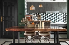 Onero Design | 131㎡精装房改工业风 — 烘焙师的自由梦之家。图_11
