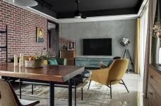 Onero Design | 131㎡精装房改工业风 — 烘焙师的自由梦之家。图_12
