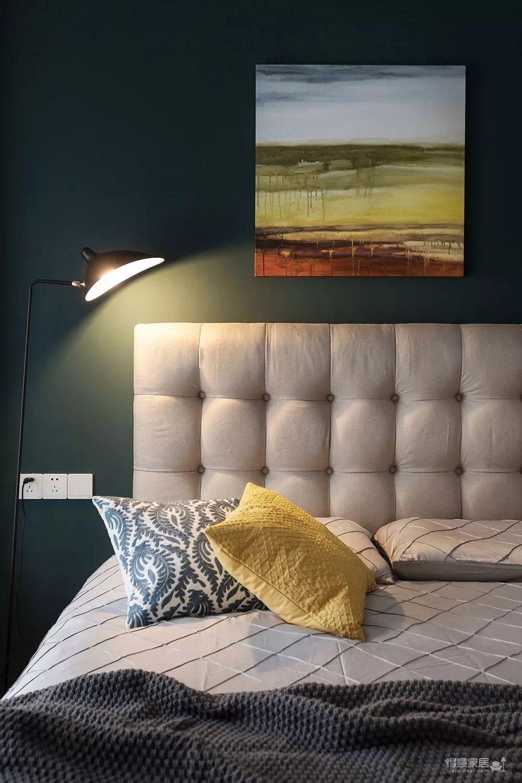 现代时尚温馨三居室,完美满足三代同堂!