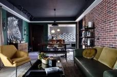 Onero Design | 131㎡精装房改工业风 — 烘焙师的自由梦之家。图_6