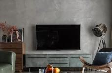 Onero Design | 131㎡精装房改工业风 — 烘焙师的自由梦之家。图_5