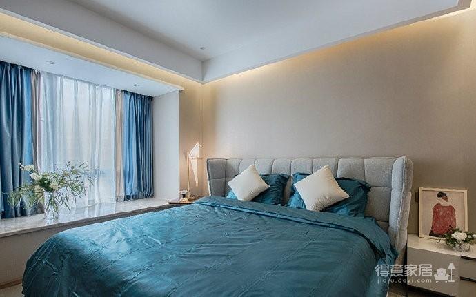 80㎡咖色调·现代简约风格家居设计,就喜欢这种细腻质感的氛围! 图_7