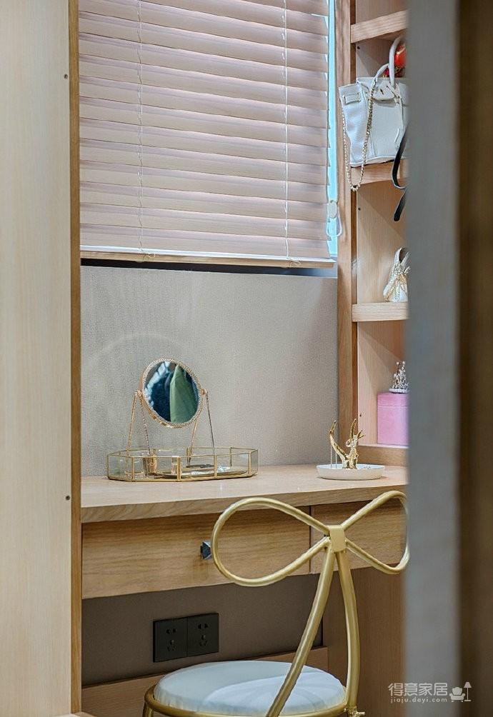 80㎡咖色调·现代简约风格家居设计,就喜欢这种细腻质感的氛围! 图_5