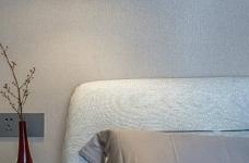 80㎡咖色调·现代简约风格家居设计,就喜欢这种细腻质感的氛围! 图_6