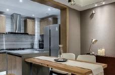 80㎡咖色调·现代简约风格家居设计,就喜欢这种细腻质感的氛围! 图_8