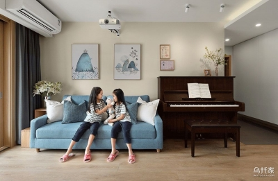 93㎡日式梦想之家,你想要的田园幻梦实现了!