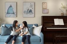 93㎡日式梦想之家,你想要的田园幻梦实现了!图_1