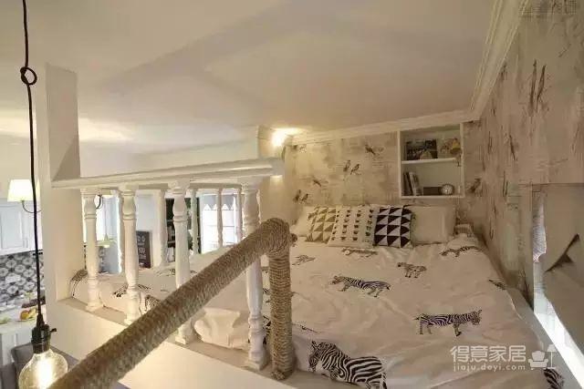 43平loft公寓装好了,独居的孤独缓解了!
