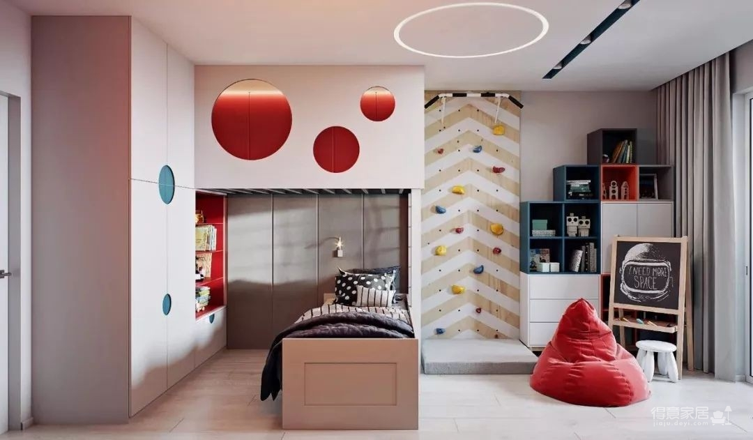 莫兰迪灰打造的120㎡轻奢小公寓,现代都市韵味立显!