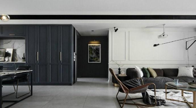 时尚简约混搭风家居装修,现代与复古交织下的理想生活! 图_2