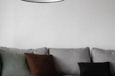 现代简约风格三居室装修,精致大气有颜值的轻奢空间,高端有格调!图_6