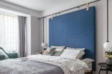 95㎡北欧混搭风三居室,淡淡的高级灰,使得空间特别柔和淡雅! 图_3