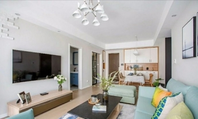 简约北欧风格家居装修设计,显得格外自然清新! 