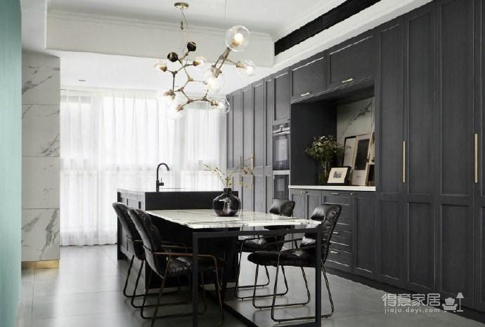 时尚简约混搭风家居装修,现代与复古交织下的理想生活! 图_7