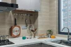 简约现代风格三居室装修案例,莫名一种沉稳内敛的舒适感! 图_4