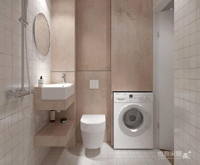 30平米单身公寓设计图_4