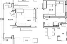 复地东湖国际——122平现代图_6