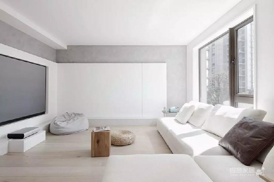 纯洁极简的白色,也能有极致美感!图_3