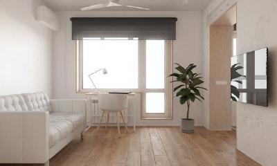 30平米单身公寓设计