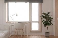 30平米单身公寓设计图_1