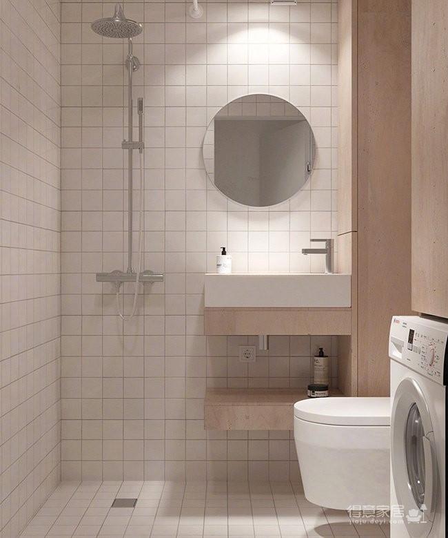30平米单身公寓设计图_6