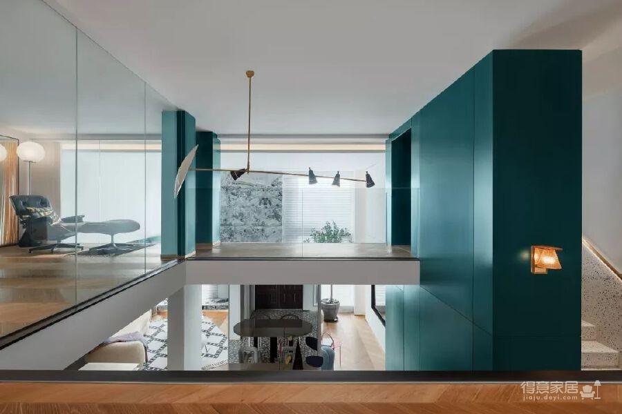 300m² 复式豪宅,给自己一个可以安放灵魂的家!图_15
